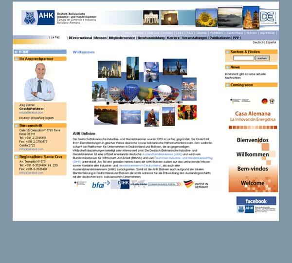 Cámara de Comercio e Industria Boliviano-Alemana