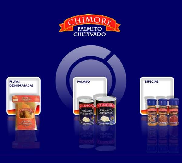 Chimoré – Palmito cultivado