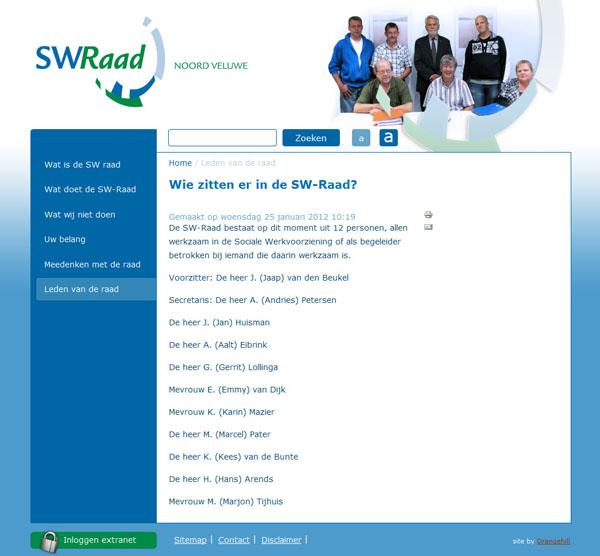 SWRaad