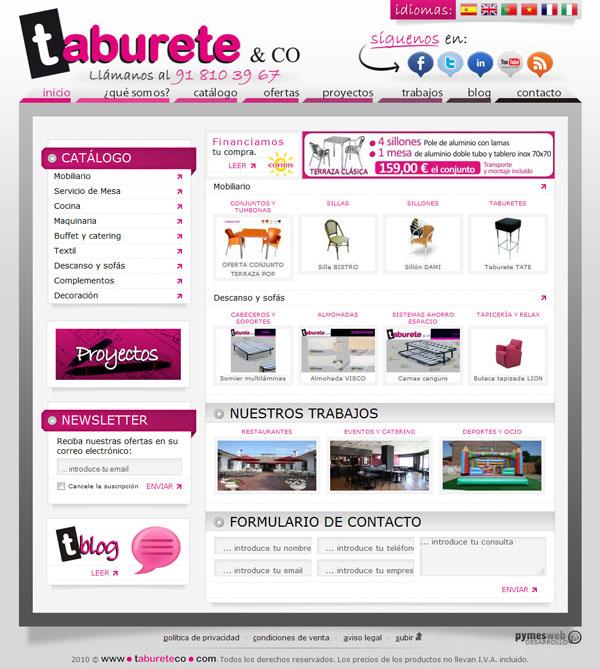 Taburete & co