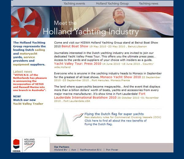 Holland Yachting Group